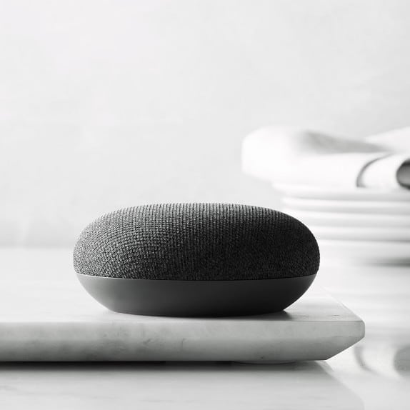 Google Home Mini for $9 after $20 Rebate at Williams Sonoma