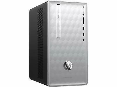 HP Pavilion 590-p0053w Desktop: Intel Core i5-8400, 8GB DDR4/16GB Optane, 1TB HDD, Win 10 (Refurbished) $245.65 + TAX Free Shipping @ eBay