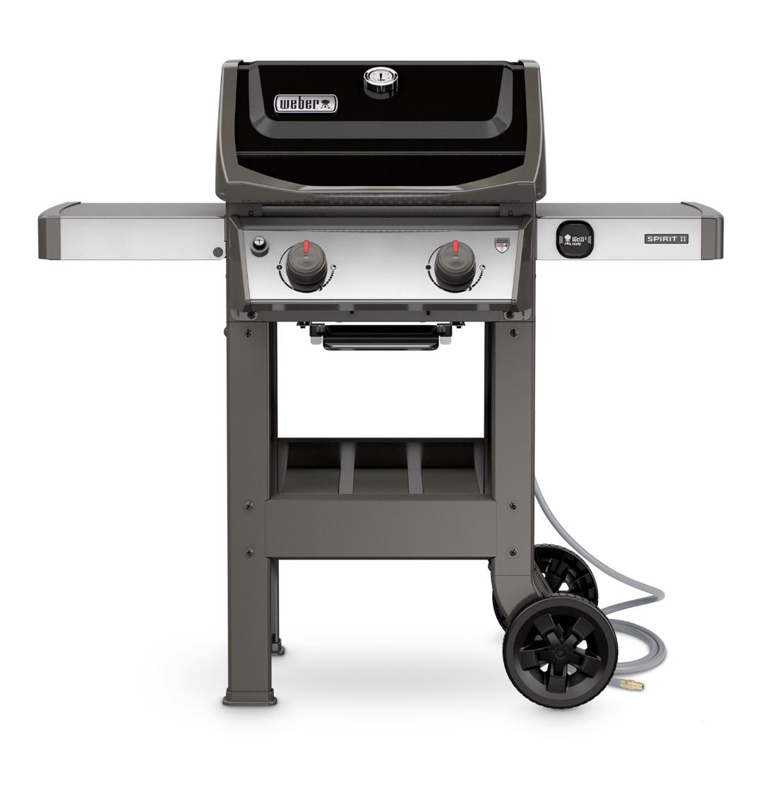 Weber Spirit E-210 LP gas grill @walmart $100 YMMV - Slickdeals net