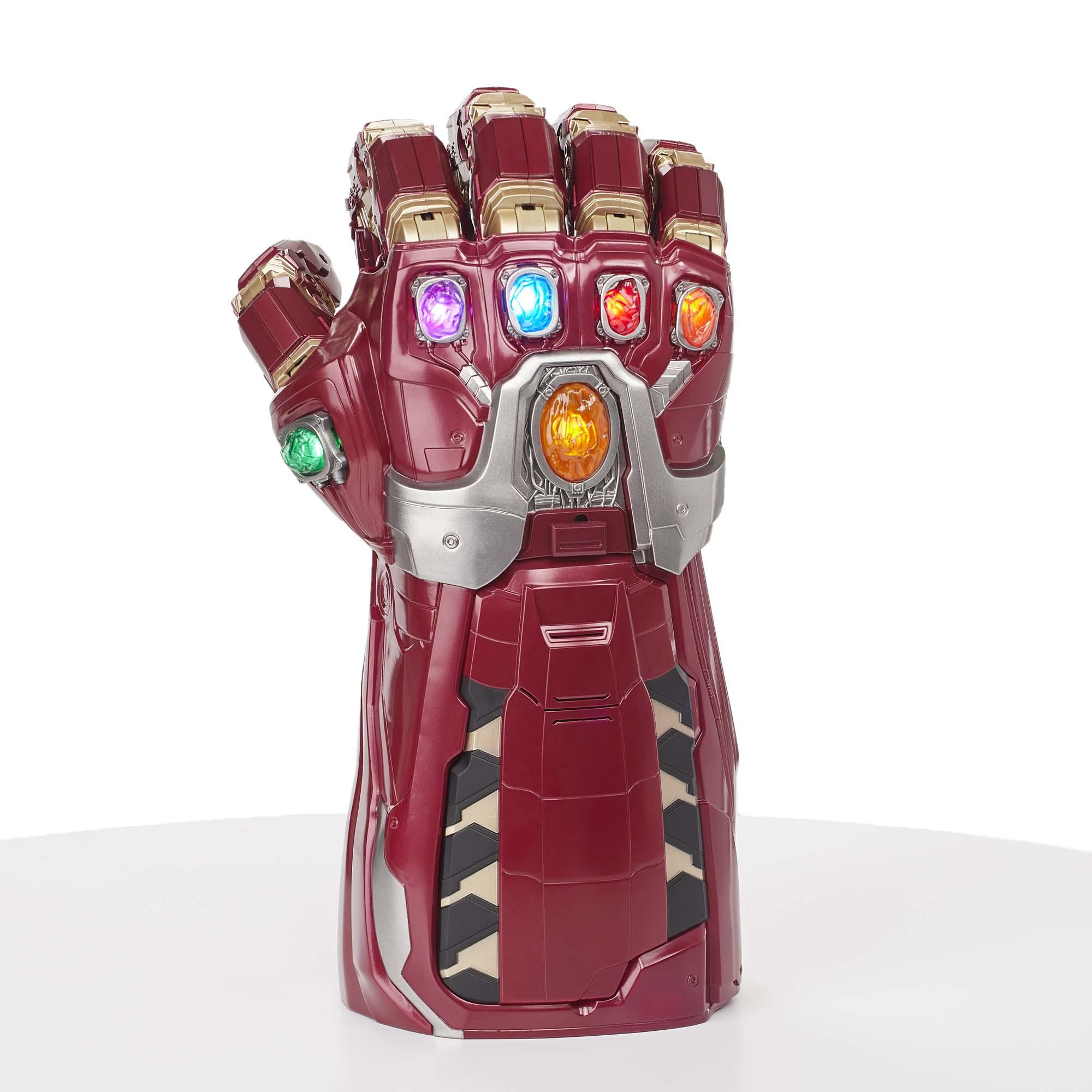 Marvel Legends Series Avengers Endgame Electronic Infinity Power Gauntlet $49.99
