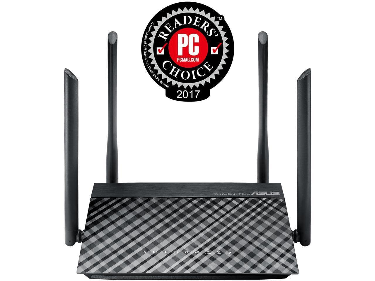 Asus RT-AC1200 Routers $39.99
