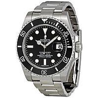 eBay Deal: Rolex Submariner Black Dial Ceramic Bezel Steel Mens Watch 116610LN $6,999