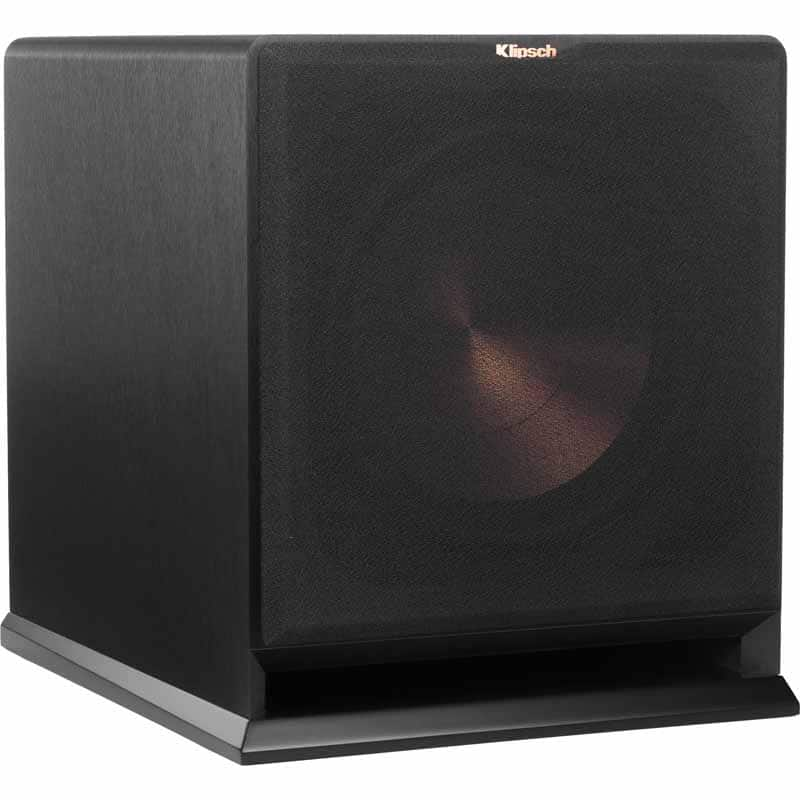 Klipsch R-112SW Subwoofer - $299 (+tax for some) - Fry's B&M