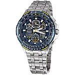 Citizen Blue Angels Skyhawk A-T Mens Titanium Casing Watch JY0050-55L $342 EBAY