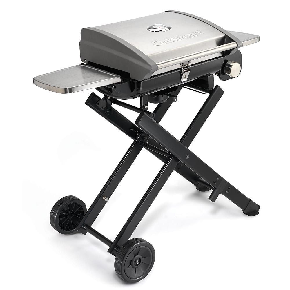 Cuisinart All-Foods Roll-Away Gas Grill $171 tax and shipping included