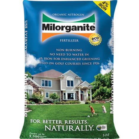 Milorganite Price Match at Local HomeDepot
