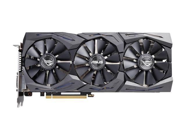 ASUS ROG Strix GeForce GTX 1070 Graphics Video Card $435.44 + FS @ Jet.com