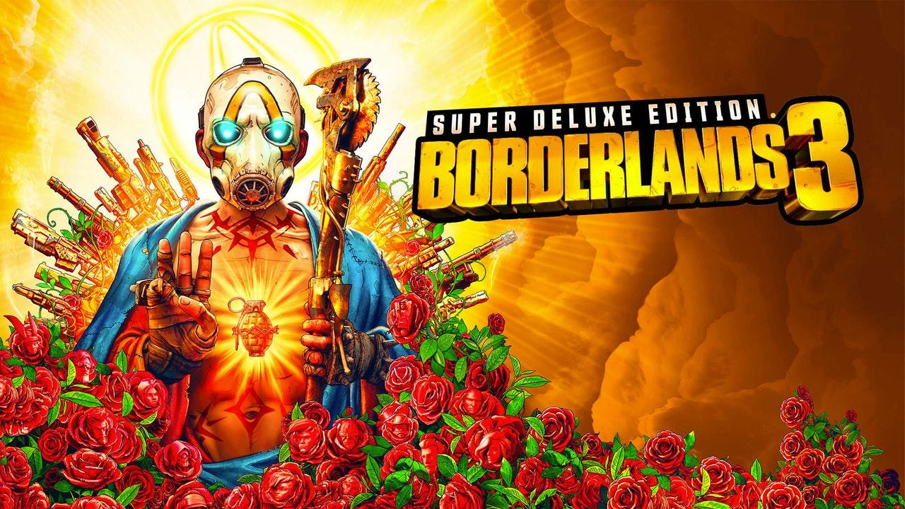 Borderlands 3 Super Deluxe $43.99