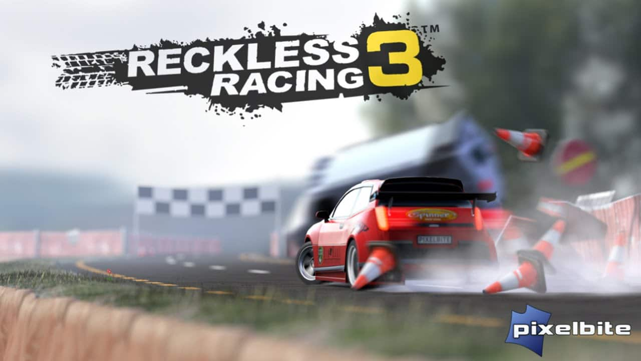 Android Games  0.99$ each - Reckless racing 3 , Reckless Getaway & Causality $0.99