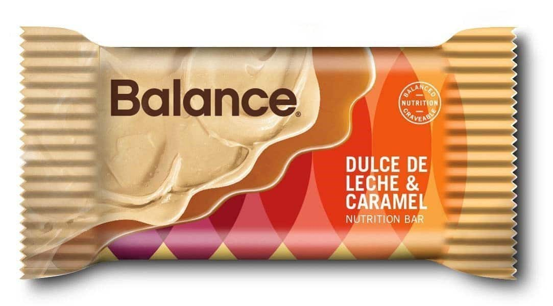 add-on item: Balance Bar® Dulce De Leche & Caramel, 20 gram mini bars, 10 count , $2.25