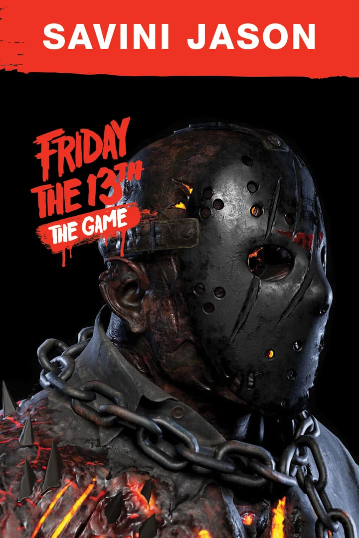 friday the 13th game savini jason code pc