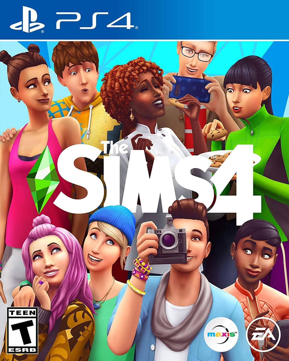 The SIMS 4, PlayStation 4 $9.99