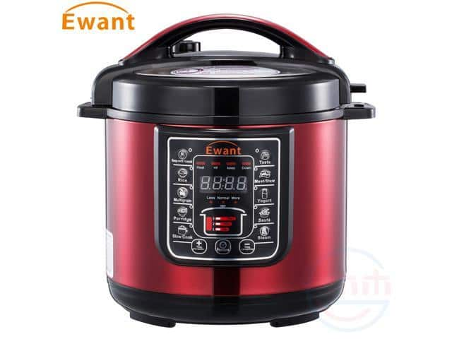 Ewant 9-in-1 6-Quart Pressure Cooker for $40 + free shipping