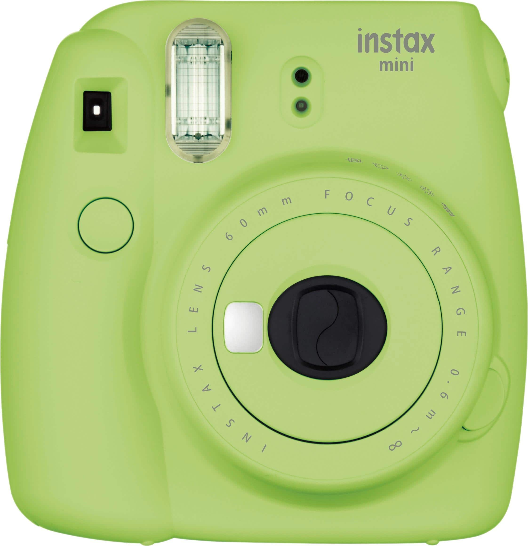 Fujifilm Instax Mini 9 Instant Film Camera Only $39.99 Shipped (Regularly $70)