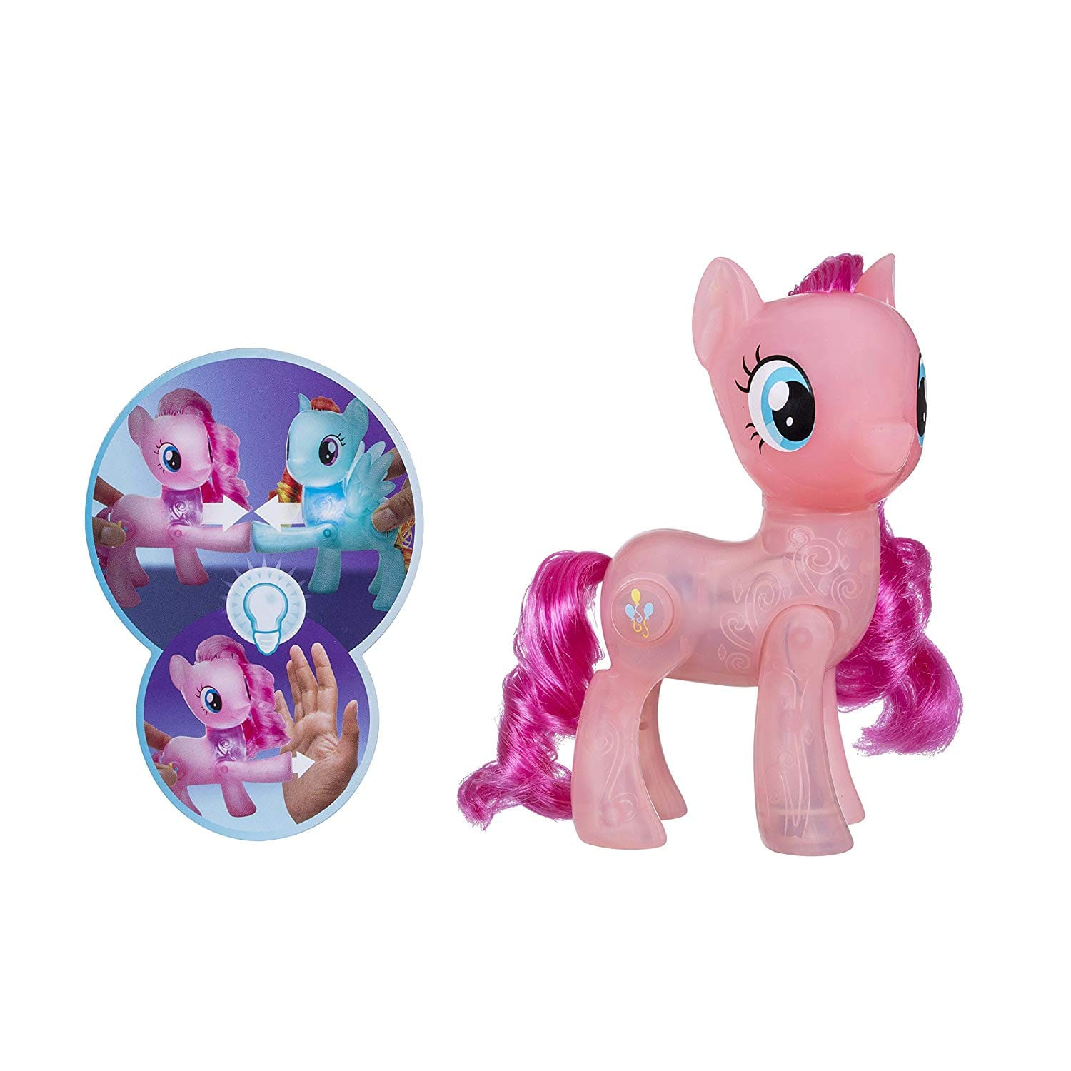My Little Pony Shining Friends Pinkie Pie Figure $3.24