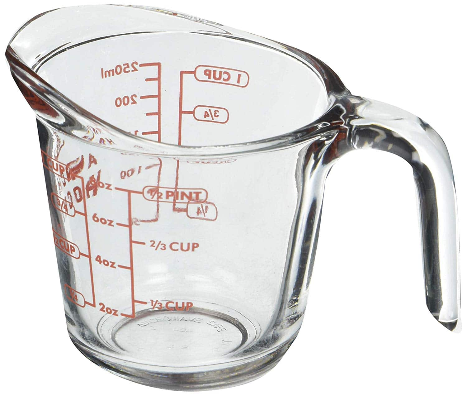 Anchor Hocking 8 Oz Measuring Cup $2.44