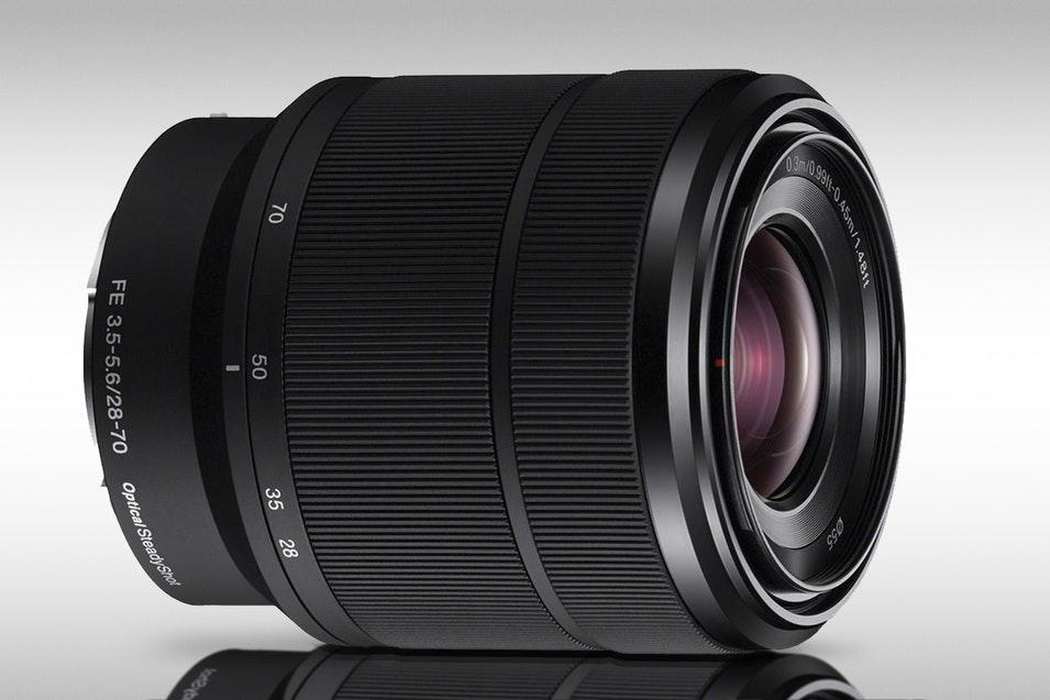 Sony FE 28-70mm f 3.5-5.6 OSS Lens $259 + FS