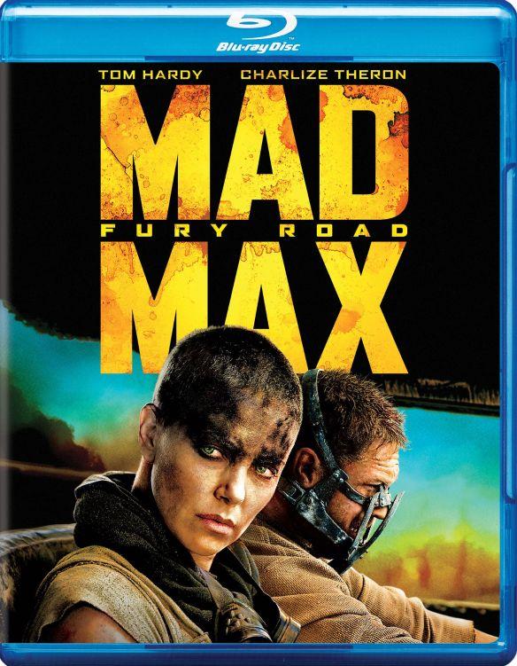 Mad Max: Fury Road (Blu-ray + DVD) $4.99