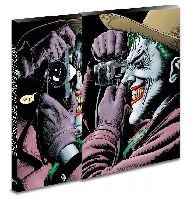 Absolute Batman: The Killing Joke (30th Anniversary Edition) - by Alan Moore (Hardcover) $26.34