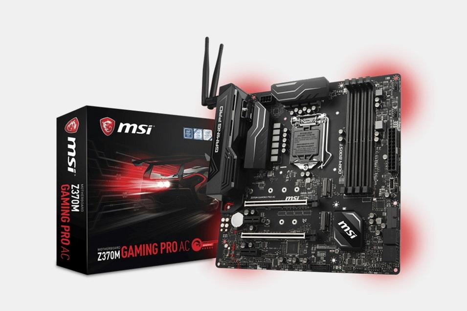 MSI GTX 1060|1070|1080|1080 TI Gaming X Bundles starting at $549.99