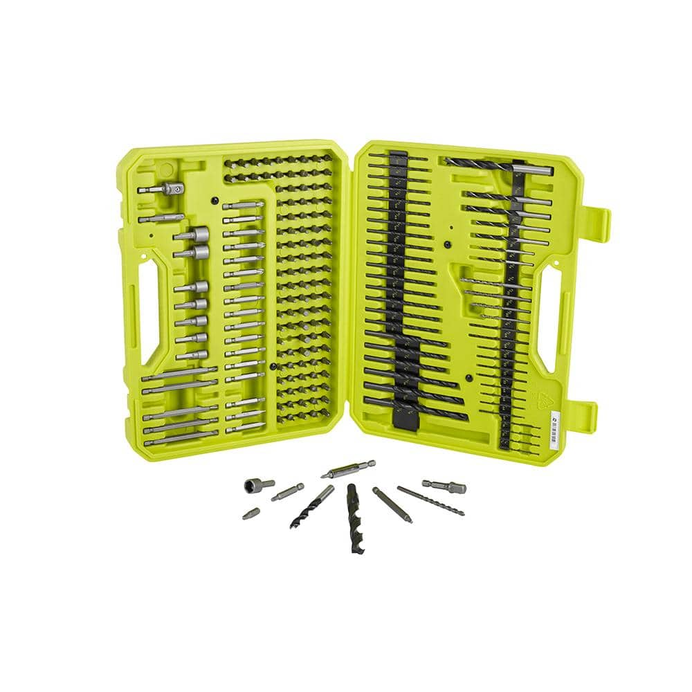 Free Ryobi Drill and Driver Bit Set (195-Piece) for qualified purchase on directtoolsoutlet