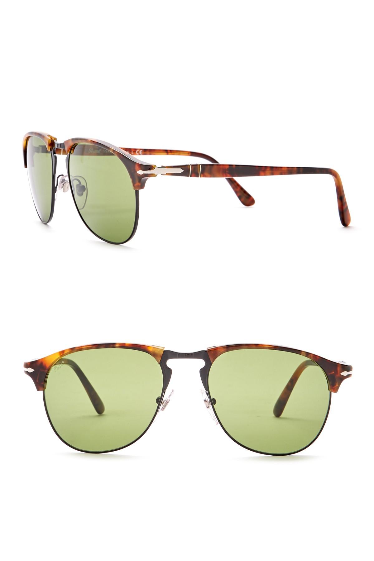 Persol Men's Icona Evolution 53mm Sunglasses $99.97