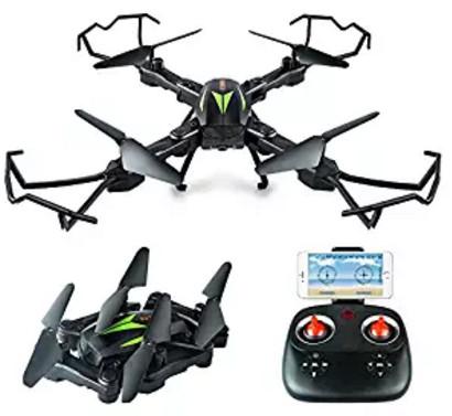 AKASO A200 WiFi Foldable Quadcopter Drone $41.99