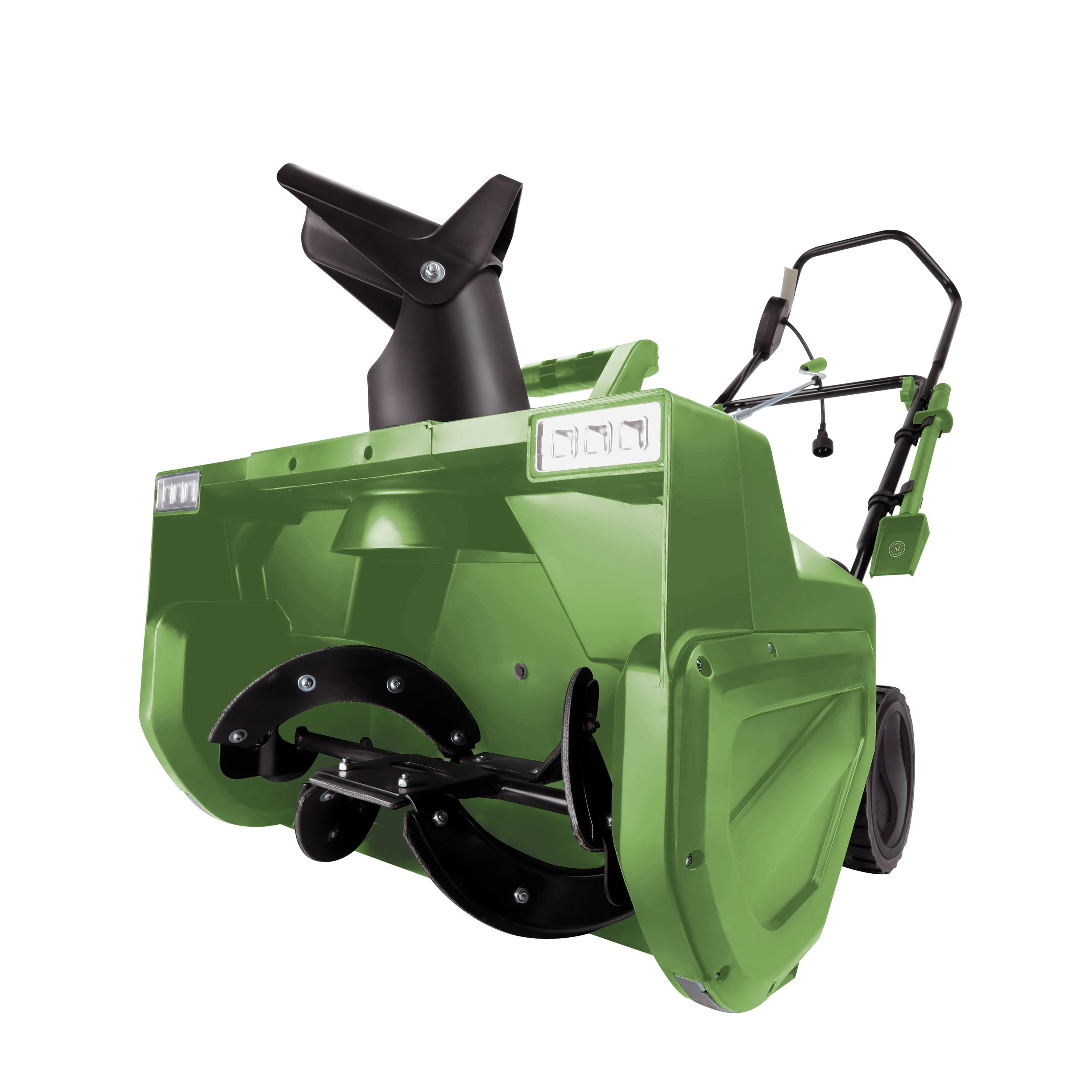 "Snow Joe 22"" 15 amp corded electric snow blower with steel auger and LED lights : $126 shipped (retail $250)"