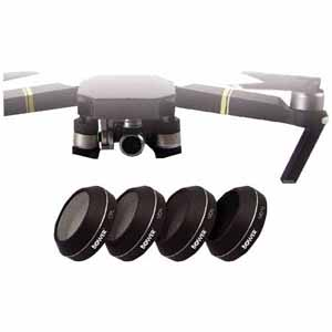 Bower Sky Capture Series 4K Filter Kit for DJI Mavic Pro - 4Pc ($25 after adding to cart)