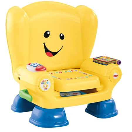 Fisher-Price Laugh & Learn Smart Stages Chair Yellow 26.44$+free shipping $26.44