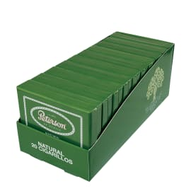 Peterson Cigarillos (.17 cents each) + Free Shipping $34.95
