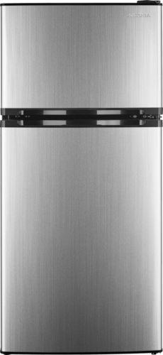 Insignia- 4.3 Cu. Ft. Top-Freezer Refrigerator $100 OFF Free shipping $169.99