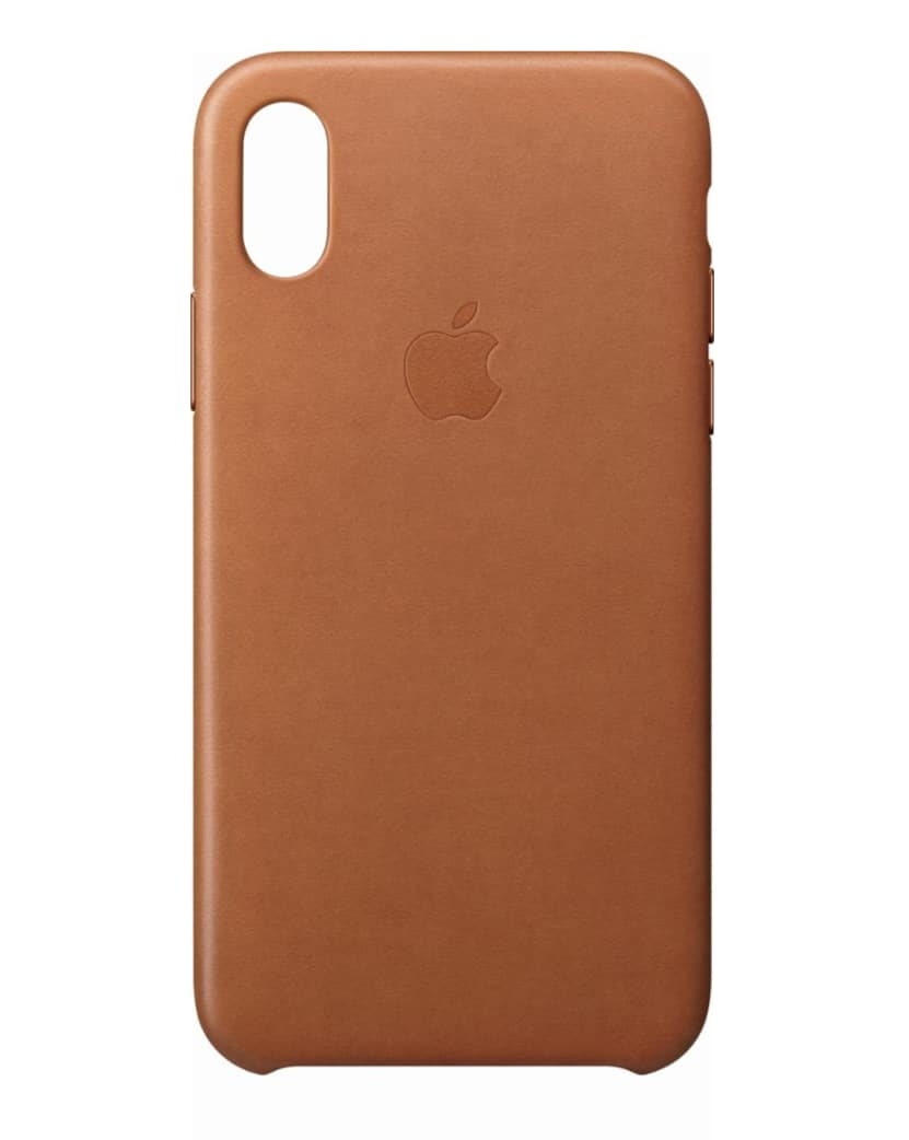 Apple Leather Cases for iPhone X $44.99