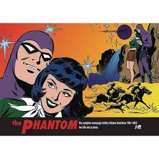 Phantom the Complete Dailies Volumes 17,18,19 Hardcover $99.5