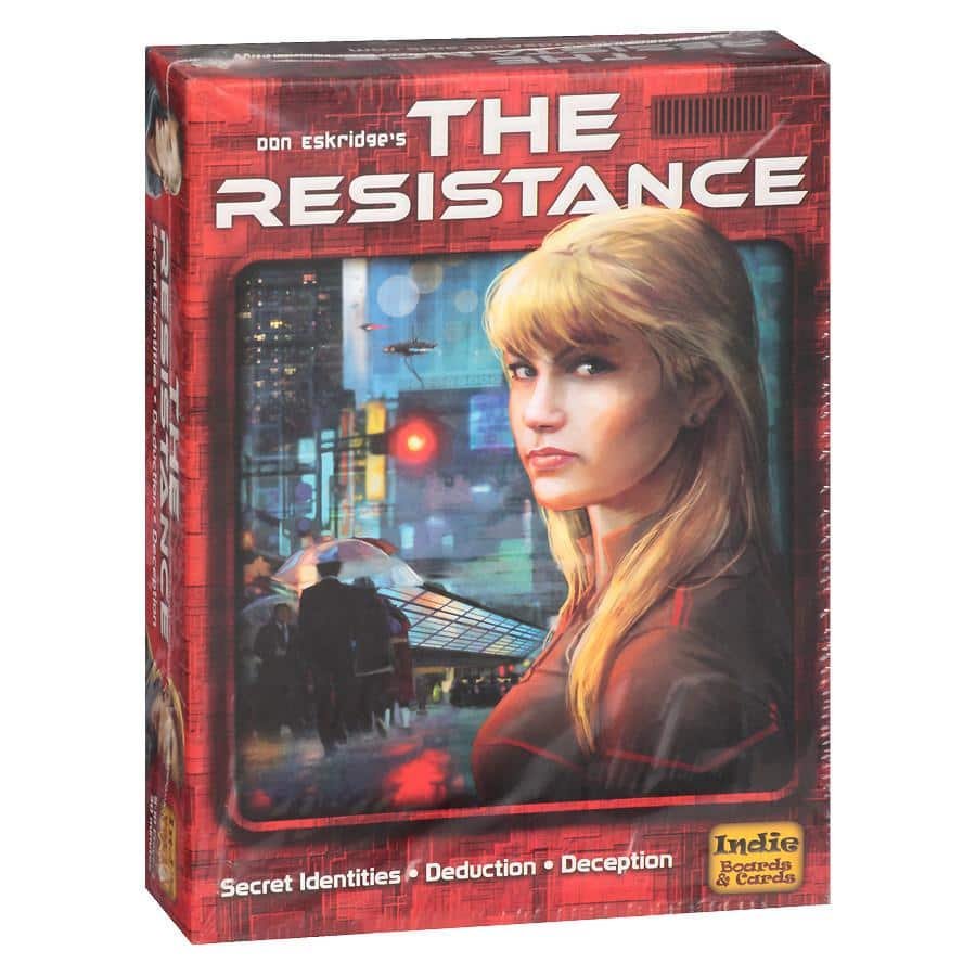 Resistance board game for 4.49 at Walgreens YMMV