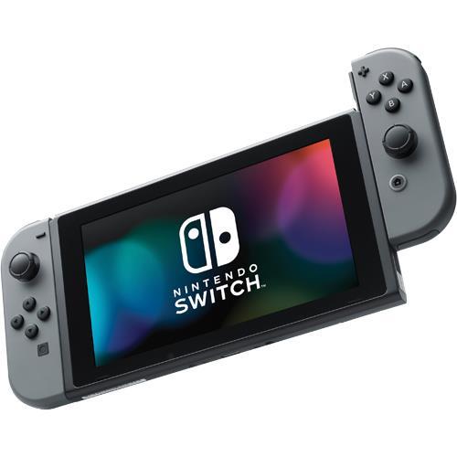 Nintendo Switch Console w/ Gray Joy-Con $260.20