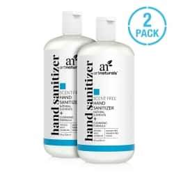 ArtNaturals hand sanitizer 62.5% ethanol alcohol in stock from $19.98