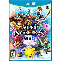Frys Deal: Super Smash Bros. - Wii U $39.99 @ Fry's Electronics store pick-up (shipping oos) [YMMV PM BestBuy TRU Walmart Target]