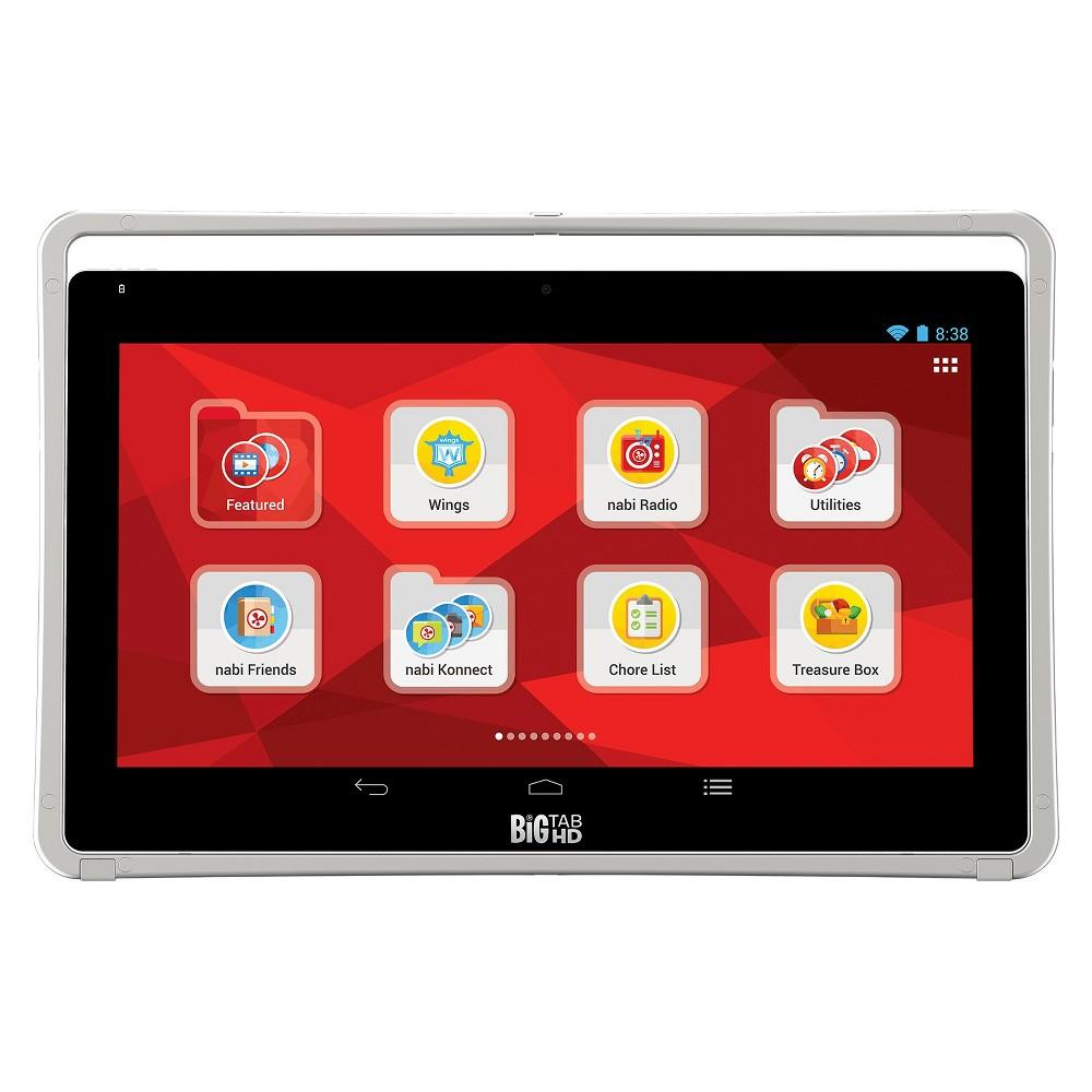 """nabi Big Tab HD 20"""" Tablet $49.00 & nabi Jr. 8GB Kids Tablet $25.00 -- Walmart B&M Clearance YMMV"""