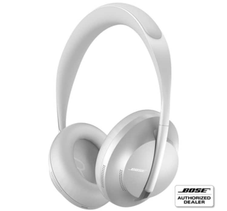 Active Military & Veterans: Bose Noise-Canceling 700 Over-Ear Wireless BT Headphones (New) $299 No Tax F/S