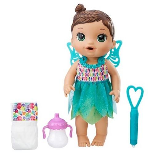 Baby Alive Face Paint Fairy (Brunette) $10.25