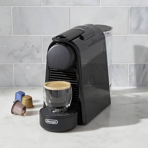 Nespresso ® by DeLonghi Essenza Mini Black Espresso Maker $96.85