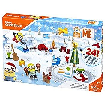 Mega Construx Despicable Me 3 Advent Calendar Building Set $8.88