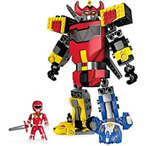 Mega Construx Mighty Morphin Power Rangers Mighty Morphin Megazord $11.99