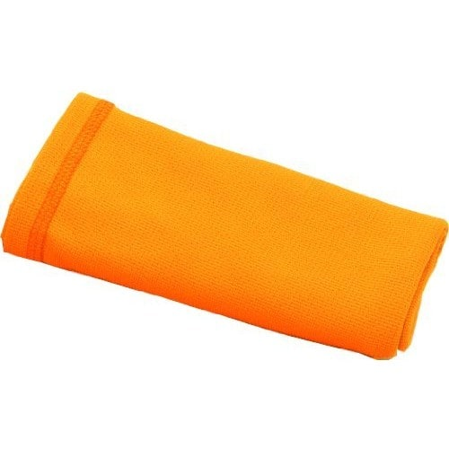 "Ultra Fast Dry Travel and Sports Towel. High Tech Better than Microfiber. Compact Quick Dry Lightweight Antibacterial Towels. 8 Colors, 3 Sizes. [Orange Small 16""x28""] $6.81 add-on"