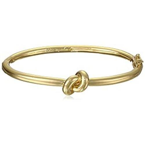 Kate Spade New York Sailor S Knot Bangle Bracelet Silver Or Gold 37 44