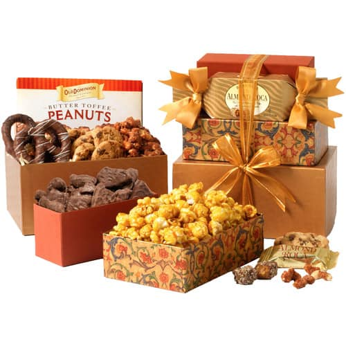 Broadway Basketeers Snackers Heaven Gift Set $15.06