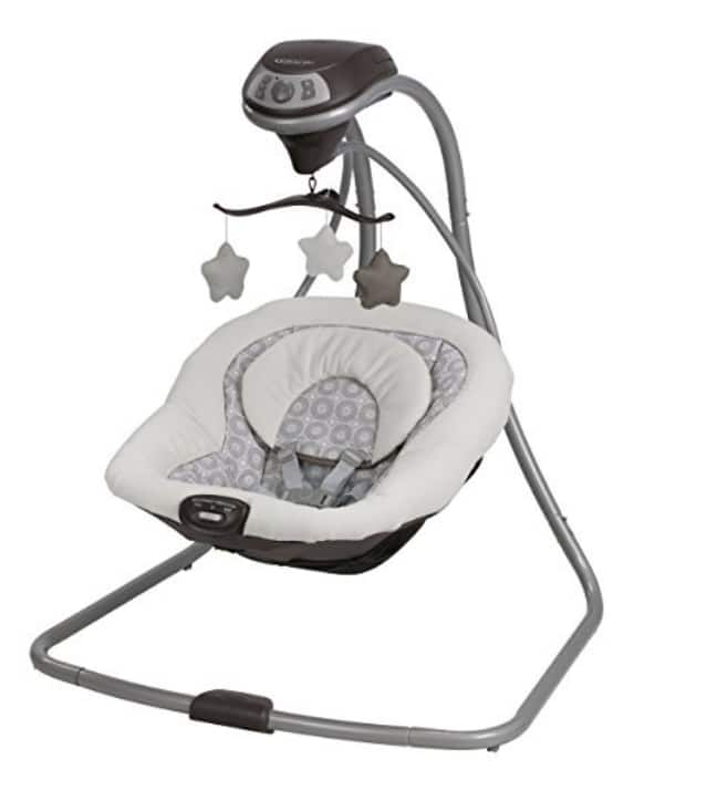 Graco Simple Sway Baby Swing, Abbington only 45.99 $45.99
