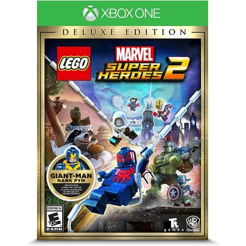 LEGO Marvel Superheroes 2 Deluxe - Xbox One [Disc, Deluxe Edition, Xbox One] $49.99