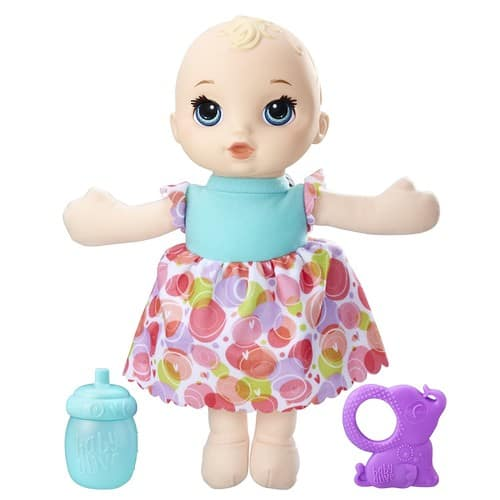 Baby Alive Lil' Slumbers (Blonde) add-on item $6.99